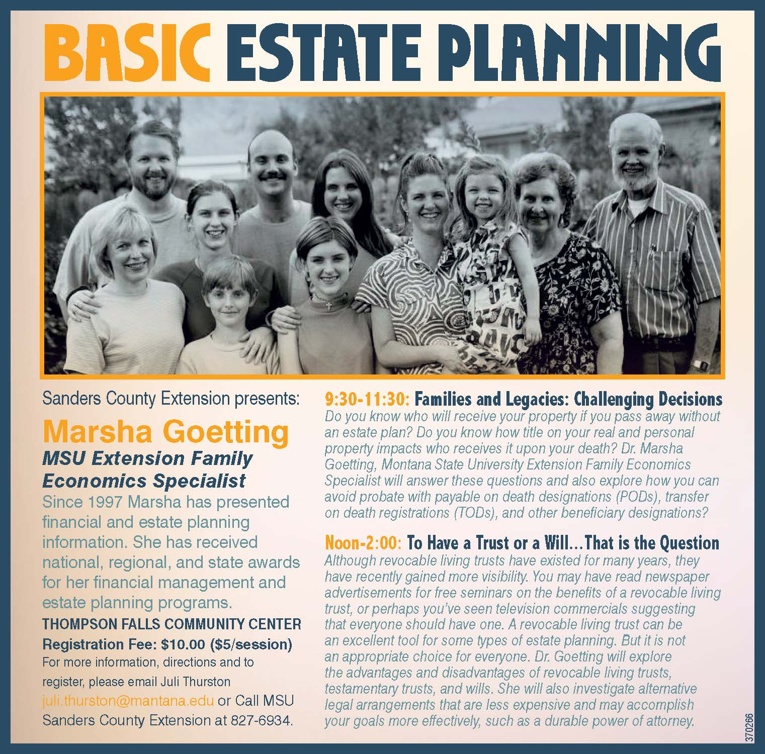estate planning color